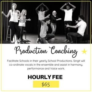 Production Coaching