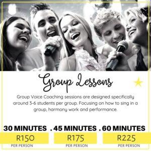 Group Lessons SA